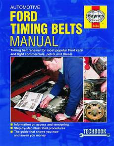 Automotive Timing Belts Manual Ford