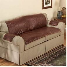leather furniture covers made of patchwork leather non