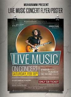 Concert Flyer Psd 55 Free Concert Flyer Psd Templates For Music Events