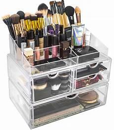 polystyrene cosmetics makeup and jewelry storage x