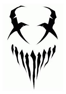 Mushroomhead Designs How To Draw Mushroomhead Mushroomhead Logo Step By Step