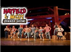 Hatfield & McCoy Dinner Show Pigeon Forge, TN Theater