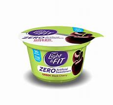 Light And Fit Yogurt Two Good Greek Yogurt Zero Artificial Sweeteners Light Amp Fit 174