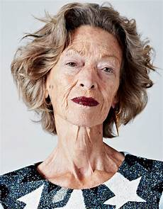 ageless beauty 72 year old loulou van damme that s not