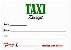 blank cab receipt template 10 blank taxi receipt template sletemplatess