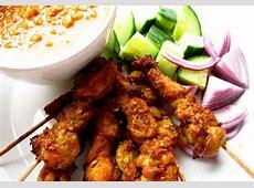 Chicken Satay Recipe ? Dishmaps