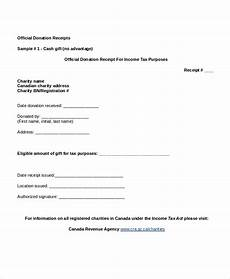 Donation Receipt Letter For Tax Purposes Receipt Template 35 Free Word Pdf Documents Download