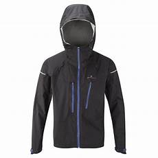 coats running trail tempest waterproof running jacket black pacific mens