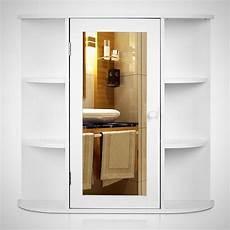 buy cheap medicine cabinet white framed mirror door wall