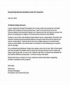 Co Worker Recommendation Letter 13 Coworker Recommendation Letter Templates Pdf Doc