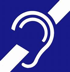 Deaf Or Hearing Impaired Hearing Loss Wikipedia