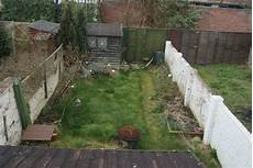 garden before and after fak s foughts