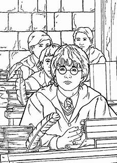 Malvorlagen Harry Potter Coloring Pages Harry Potter Coloring Pages Free And Printable