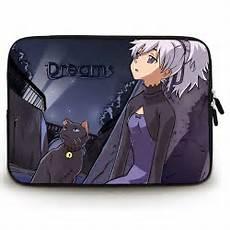 anime laptop sleeve anime laptop sleeve with darker than black yin 3 patterns