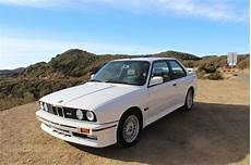 a low mileage bmw e30 m3 just sold for over 100 000