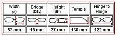 Oakley Sunglasses Size Chart Oakley Eyeglasses Size Chart 171 Heritage Malta