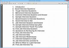 Questions For A Second Interview Download Common Interview Questions And Answers 1 0