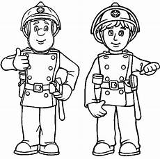 ausmalbilder feuerwehrmann sam kostenlos malvorlagen zum