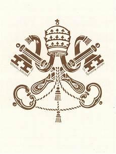 santa sede emblem filed in 1996