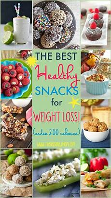 the best healthy snacks for weight loss 200