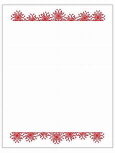 Letter Borders Templates Free Christmas Letter Templates Printables Christmas