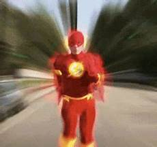 Animated Flash The Flash Gifs Find Amp Share On Giphy