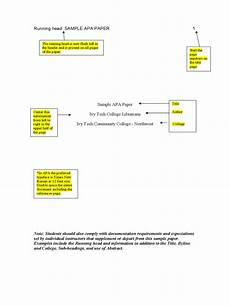 Apa Title Page Format 2020 2020 Apa Format Template Fillable Printable Pdf Amp Forms