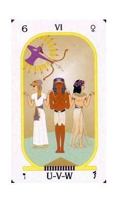 Brotherhood Of Light Egyptian Tarot Meanings Brotherhood Of Light Egyptian Tarot