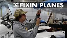 Airplane Mechanic How To Become An Aircraft Mechanic Mtsu Youtube
