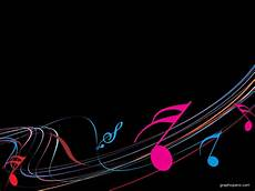 Musical Powerpoints Colorful Musical Notes Border Clipart Panda Free