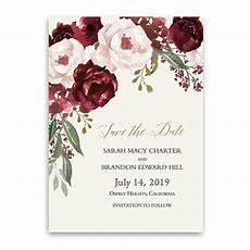 Save The Date Card Design Wedding Save The Date Cards Custom Design Templates