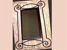 cornici in ferro battuto specchi e cornici specchio ferro battuto