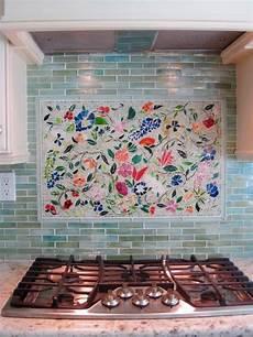 glass backsplash tile ideas for kitchen creating the kitchen backsplash with mosaic tiles