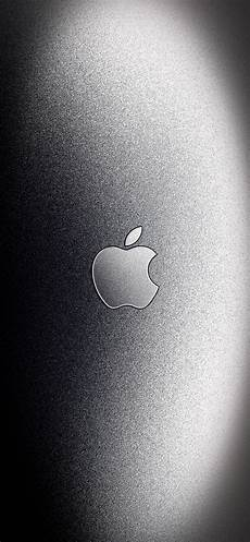 Iphone Xs Wallpaper Apple Logo by Aluminum Apple Logo Wallpapers For Iphone