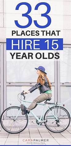 Jobs For Teens 15 33 Places That Hire 15 Year Olds With Images Jobs For