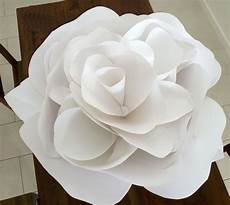 Paper Flower Template Grace Designs Giant Paper Flowers
