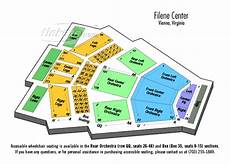 Wolf Trap Seating Chart Seat Numbers Wolf Trap Seating Chart Home Plan