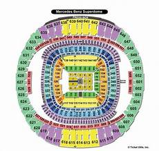 Saints Virtual Seating Chart Saints Superdome Seat Viewer Brokeasshome Com