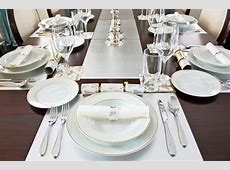 AM Dolce Vita: 2013 Holiday Dinner Table Setting