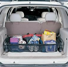 truck bed suv cargo storage organizer net groceries