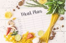 Meal Planner With Nutritional Information How Meal Planning Can Save Your Motherhood Crystal