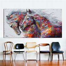 hdartisan animal wall pictures for living room home