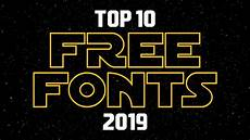 Best Graphic Design Fonts Top 10 Best Free Fonts For Graphic Designers Youtube