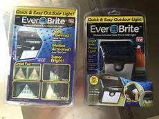 Ever Brite Light Led Motion Activated Outdoor Ever Brite Solar Motion Activated Lights 11street