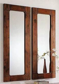 specchio con cornice in legno specchio cornice legno teak etnico outlet mobili etnici
