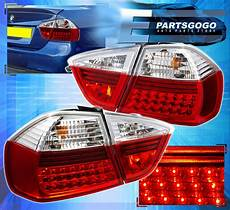 E90 Euro Lights 05 08 Bmw 3 Series 325i 328i 330i E90 Sedan 4 Dr Euro Led