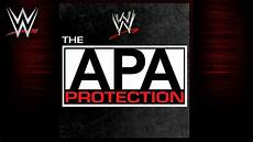 Apa Theme Wwe Quot Protection Quot The Apa Theme Song Ae Arena Effect