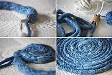 finger knitting project imagine childhood magic
