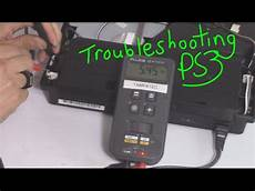 Soclean Yellow Light How To Fix Ps3 Common Power Problems Youtube