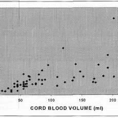Cord Blood Comparison Chart Comparisons Of The Cord Blood Data Download Table
